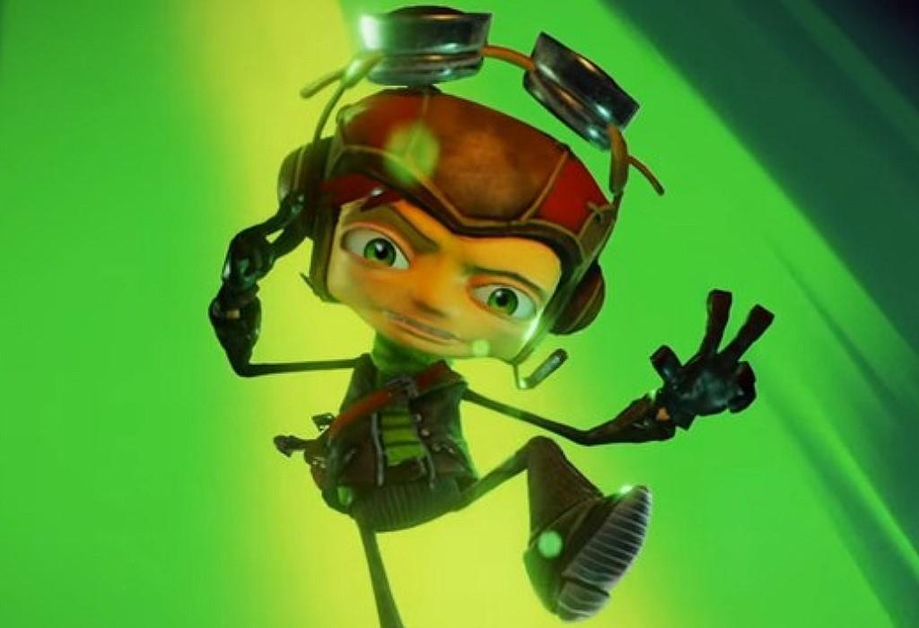 Psychonauts 2 — в новом ролике показали показали одну из способностей