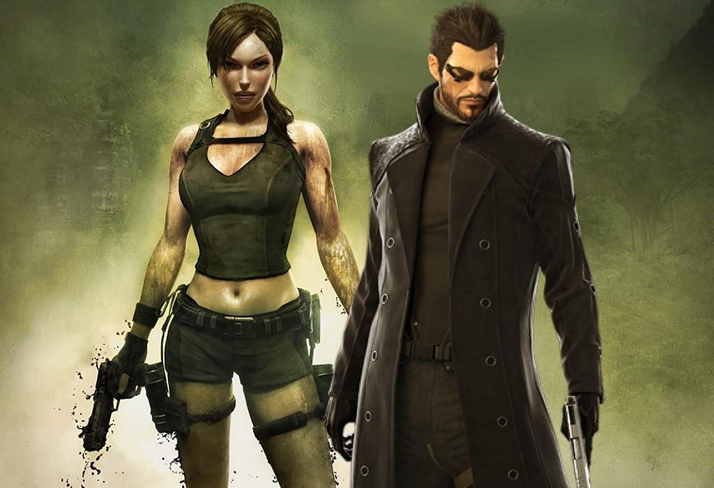 Распродажа игр от Square Enix — в Steam