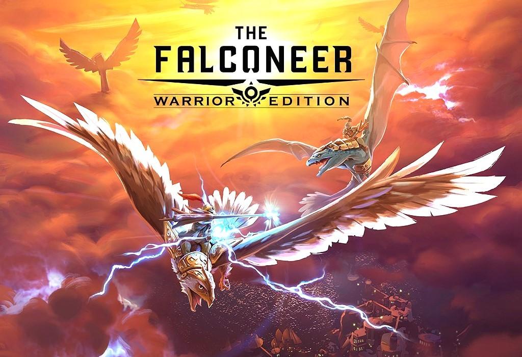 The Falconeer выйдет на PS5, PS4 и Switch — 5 августа
