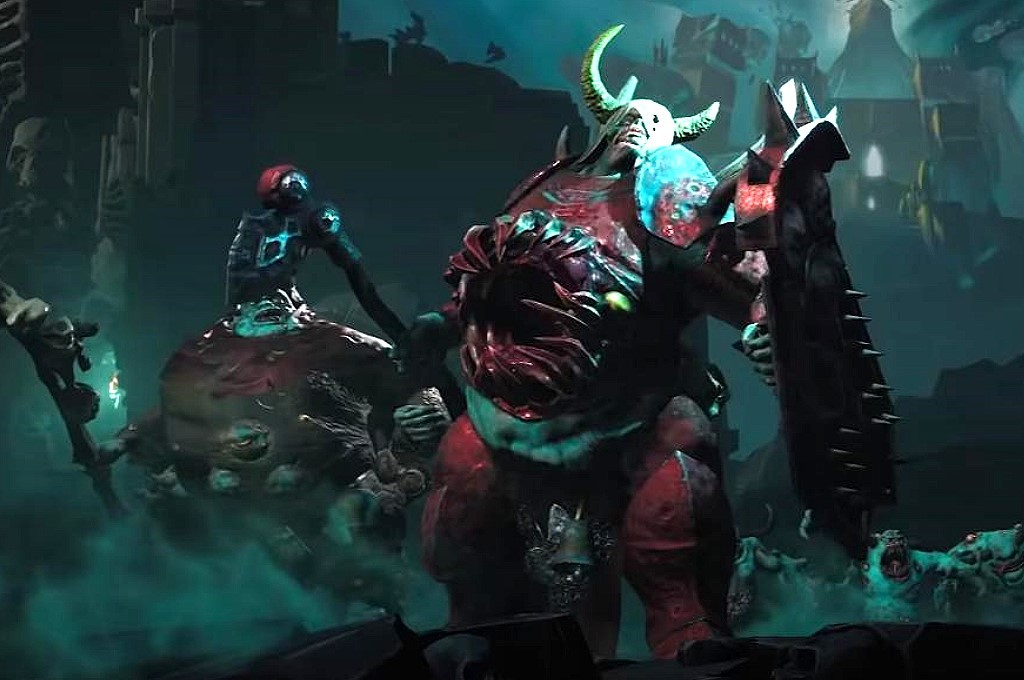 Смотрим трейлер к релизу Warhammer Age of Sigmar: Storm Ground
