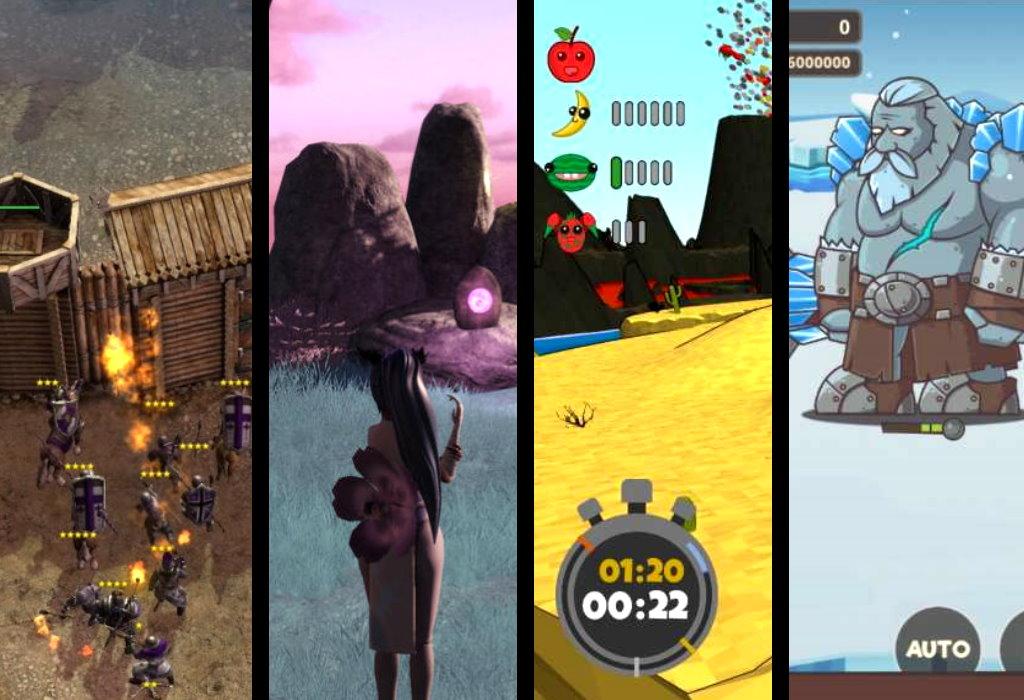 4 новые игры в Steam бесплатно!