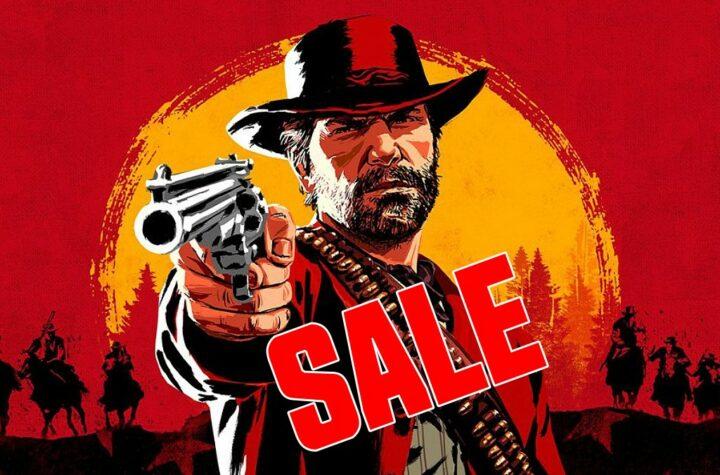 Red Dead Redemption 2 - скидки до 40% в Steam