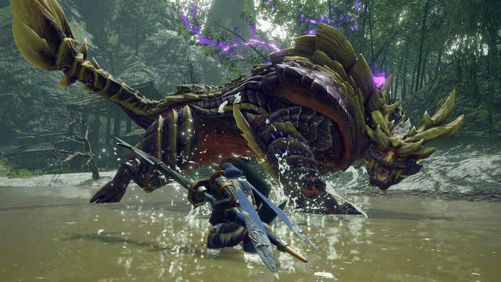 Продано более 7 миллионов копий Monster Hunter Rise